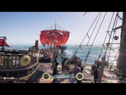AC Ship Combat