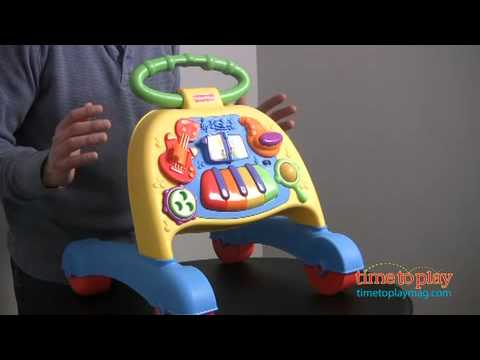 Musical Activity Walker From Fisher-Price