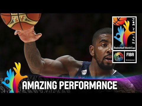 Kyrie Irving - Amazing Performance - 2014 FIBA Basketball World Cup