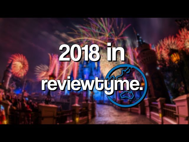 A Year in ReviewTyme - 2018