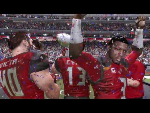 Madden NFL 17 (PS4) Super Bowl LI - Tampa Bay Buccaneers vs. San Diego Chargers (Part 3)