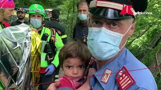 Bambino scomparso nel Mugello: ritrovato vivo