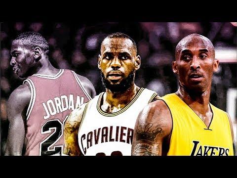 """NBA Legends Mix """"Battle Scars"""" (End of an Era)"""