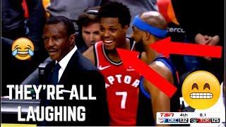 NBA Refs Going Crazy