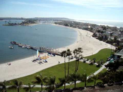 Mission Beach Hotels Catamaran Hotel 3999 Blvd San Go Ca 92109