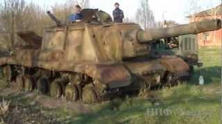 Оживший Зверобой ИСУ-152