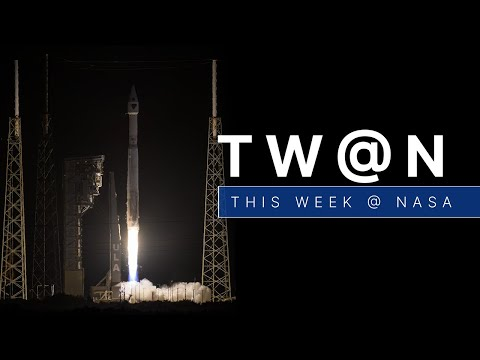 The First Mission to the Trojan Asteroids on This Week @NASA  October 16, 2021