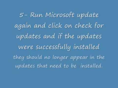 windows updates error codes solution