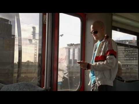 FILM- BERLIN CALLING- S-BAHN- TRAIN by Paul Kalkbrenner extract from  Berlin Calling Film DVD