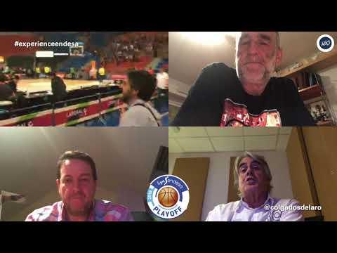 COLGADOS DEL ARO T3 - Último partido Liga Endesa 17/18 - Semana 40 #CdA115