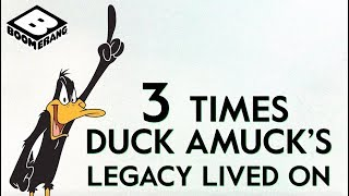Looney Tunes | The Legacy of Duck Amuck | Boomerang Official