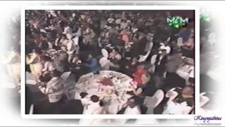 Michael Jackson at the Kora awards in 1999 Greek subtitles