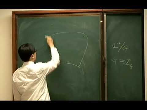 Hwang, Dongseon (KIAS) / Rational homology projective planes and related problems. / 2010-03-30