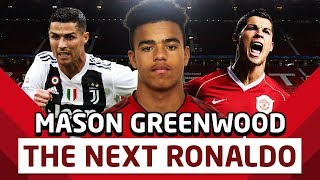 mason greenwood   all the tools to become the new ronaldo   youth review   man utd news
