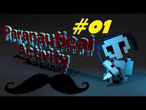 IZAAK W 3D!!! - Eddi & Paranautical Activity #1