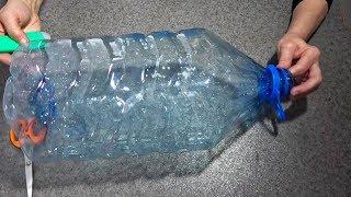 Что можно сделать из большой пластиковой бутылки. Поделки из пластиковых бутылок