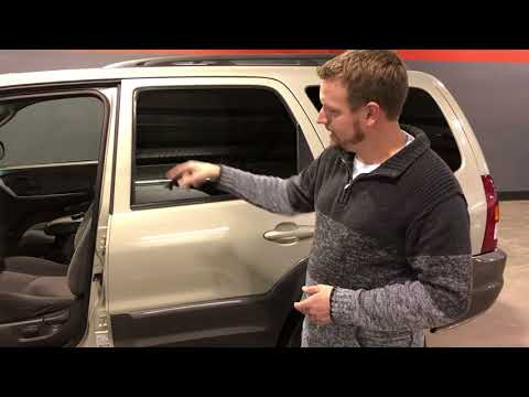 2003 Mazda Tribute video Walk Around