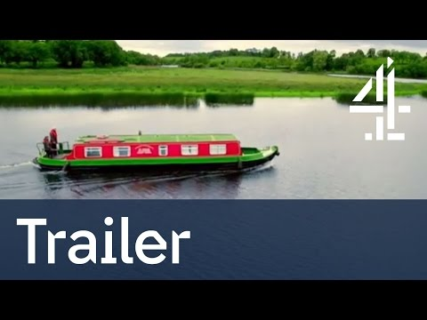 TRAILER: Great Canal Journeys   Sunday 8pm   Channel 4