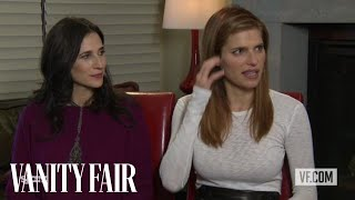 Lake Bell and Michaela Watkins Talk to Vanity Fair's Krista Smith About