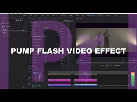 EPIC Pump Flash Music  Effect  Adobe Premiere Pro Tutorial