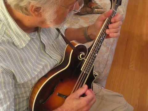 Soldier's Joy - Roland White, mandolin - Celebrating Bill Monroe's Birthday