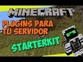 Minecraft: Plugins para tu Servidor - StarterKit (Kit Inicial)