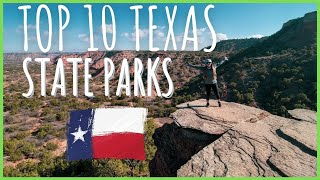 Top 10 Texas Stąte Parks