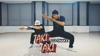 DJ Snake - TAKI TAKI ft. Selena Gomez, Ozuna, Cardi B : BoogTom & ELTI Choreography