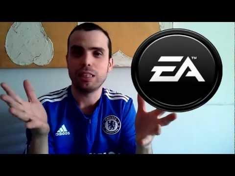 Probando PS VITA FIFA Football Y Fifa Street En Las Oficinas De EA