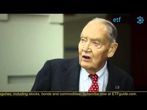 John Bogle Says: Don't Trade ETFs!