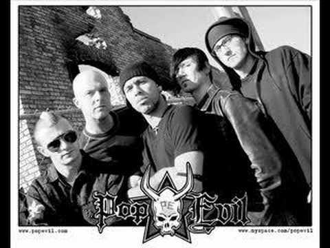 Pop Evil- Hero(lyrics)