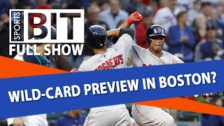 Mariners-Red Sox & 2018 Saints Preview | Sports BIT | Friday, June 22