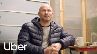 Meet Tomasz: carpenter, family man and Uber partner-driver