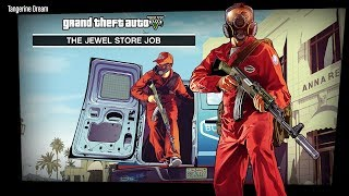 GTA 5 Mission 16 The Jewel Store Job