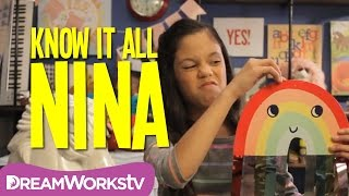 What Are Rainbows Made Of? | KNOW IT ALL NINA
