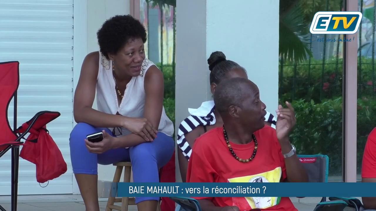 Baie Mahault : vers la réconciliation ?
