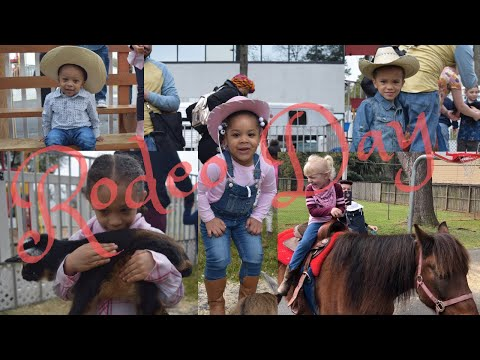 Rodeo Day at The Apple Tree School
