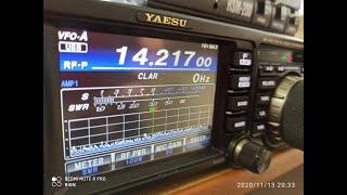 YAESU FT-991A отнесли на ремонт в телемастерскую.....