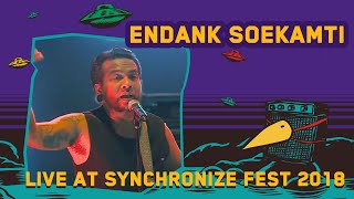 Endank Soekamti LIVE @ Synchronize Fest 2018