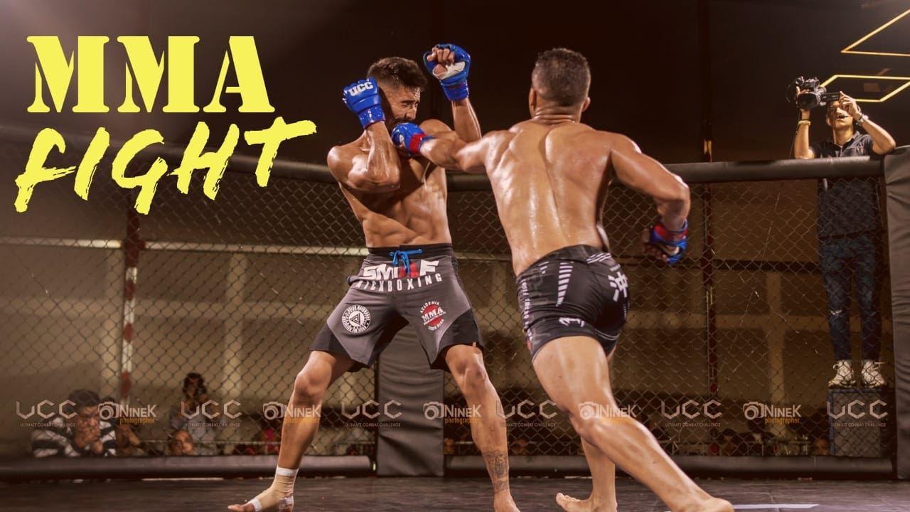 MMA - Super Championship Fight - Mauricio Partida vs Jordan Sanchez - complete fight - free - UCC46