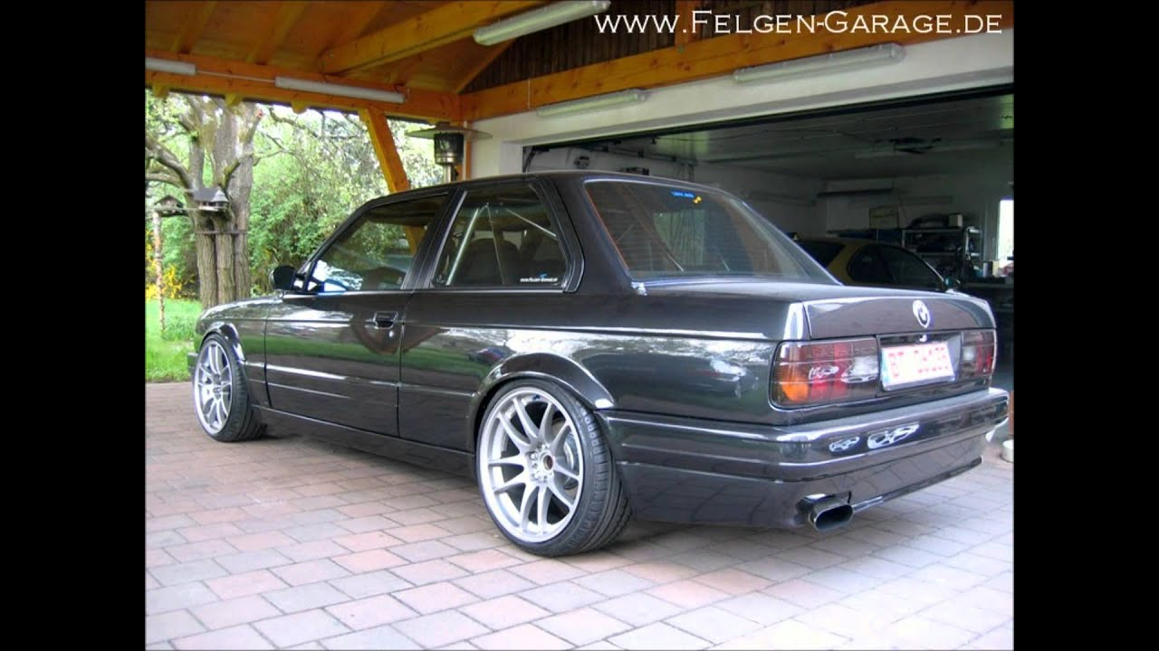 Bmw E30 German Style Youtube