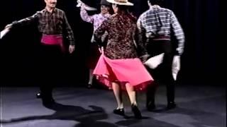 Paloma y Cañaveral, Versiones de Margot Loyola y Osvaldo Cádiz