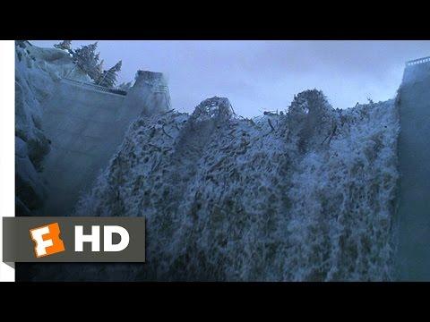 Dante's Peak 710 Movie   The Dam Breaks 1997 HD