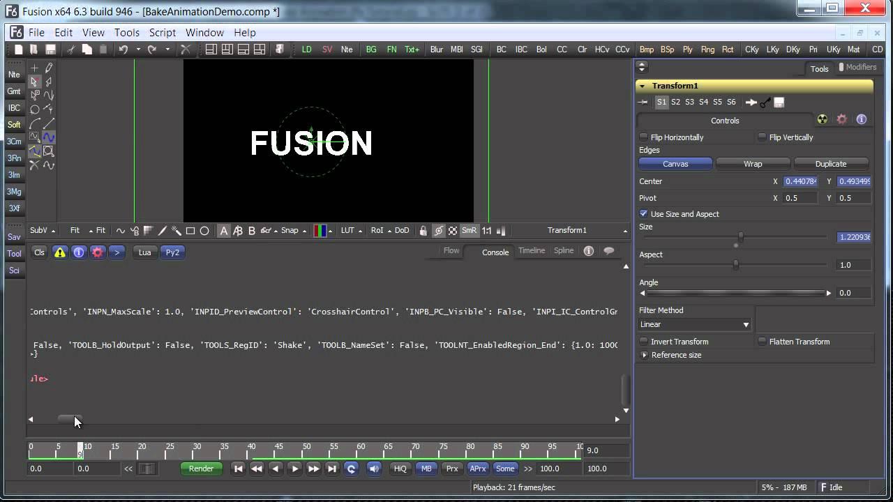Fusion | Stefan Ihringer's Comp-Fu
