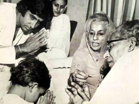 Dr.Harivansh Rai Bachchan-Jeevan Ki Apadhapi Mai- Salute Moses Sapir