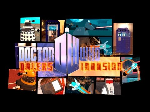 Обзор Больших Модов GTA San Andreas #31 Доктор Кто v 3.0