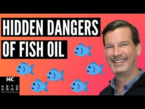 How Much Fish Oil Is Too Much? Research On Fish Oil With Dr Jeff Matheson