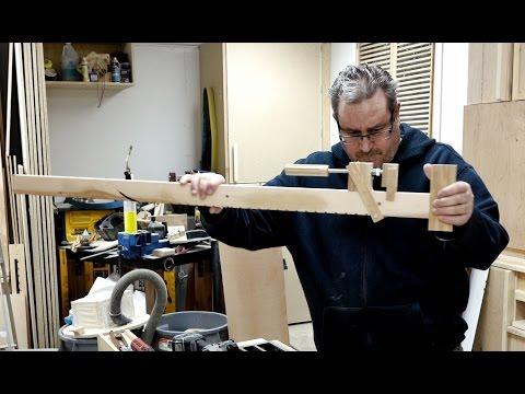 Long Bar Clamp Prototype Build Semi-Fail