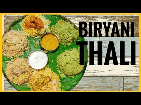 Rs 250 For 5 Biryanis In A THALI | Bengaluru EP 2
