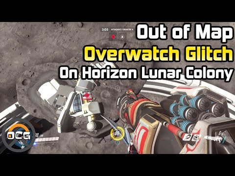 OCG - Out of Map Overwatch Glitch on Horizon Lunar Colony